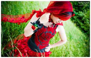 RWBY Ruby Rose Idol Version 2