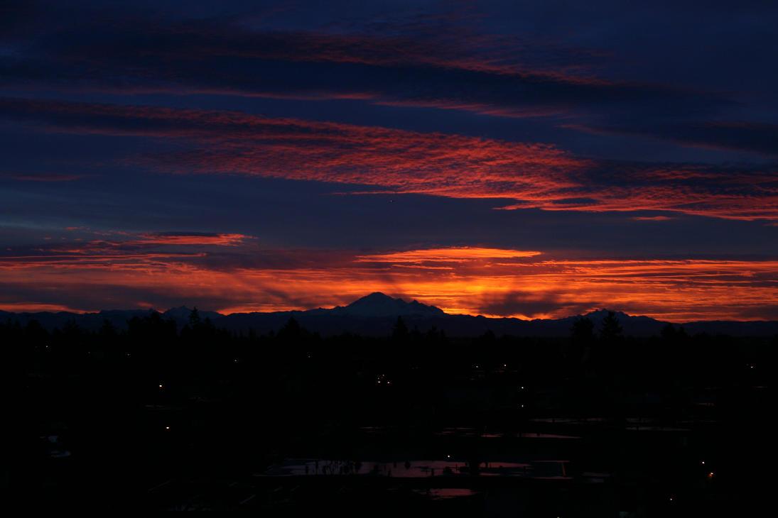 Sunrise by MapleShilc