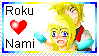 RokuNami Stamp by Freya03