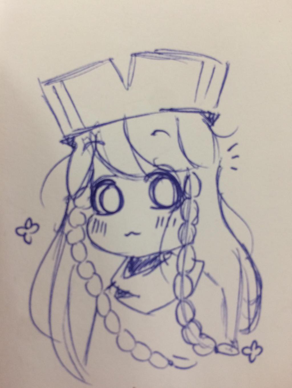 EBF fanart: My friends drawing by Kimoichan