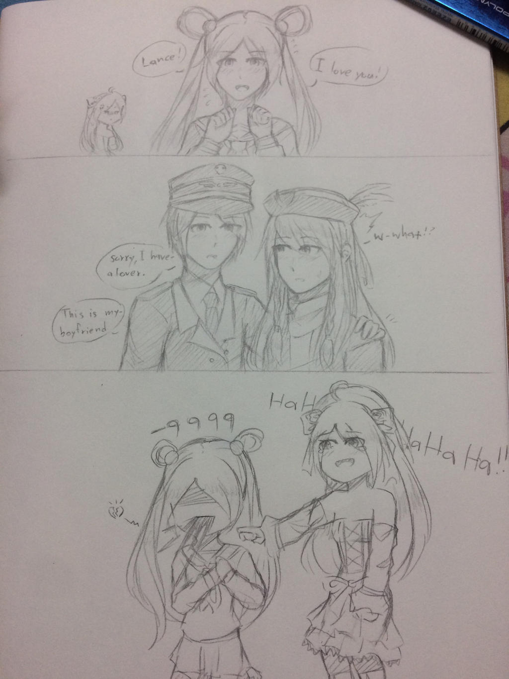 EBF fanart (comic):First comic by Kimoichan
