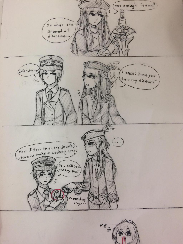 Just a short comic. by Kimoichan
