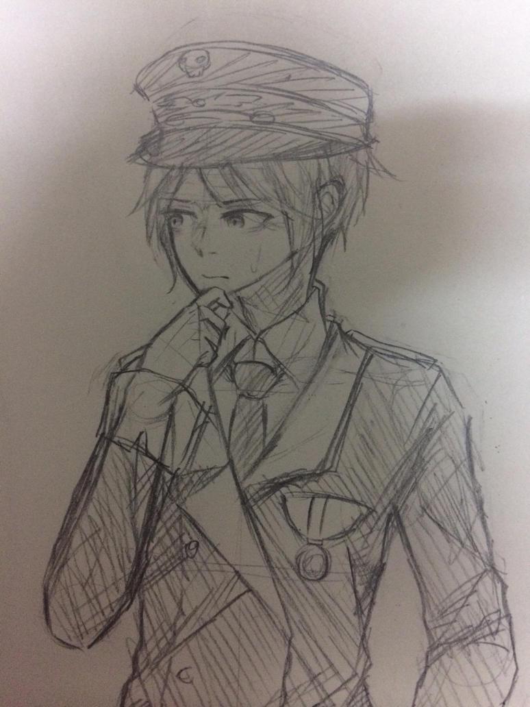 [Sketch] Lance by Kimoichan