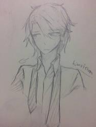 [EBF] some sketch by Kimoichan