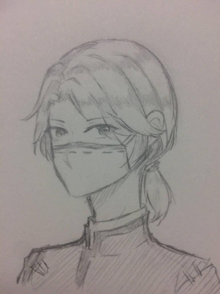 [Identity V] Aesop Carl (sketch) by Kimoichan