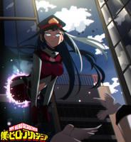 [BnHA] Quirk: Portal by p-ol