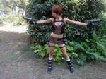 Lara Croft Tomb Raider Underworld cosplay 3