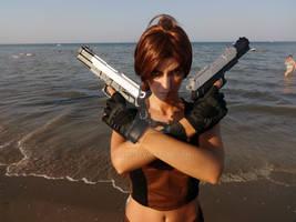 Lara Croft Tomb Raider Underworld cosplay 6