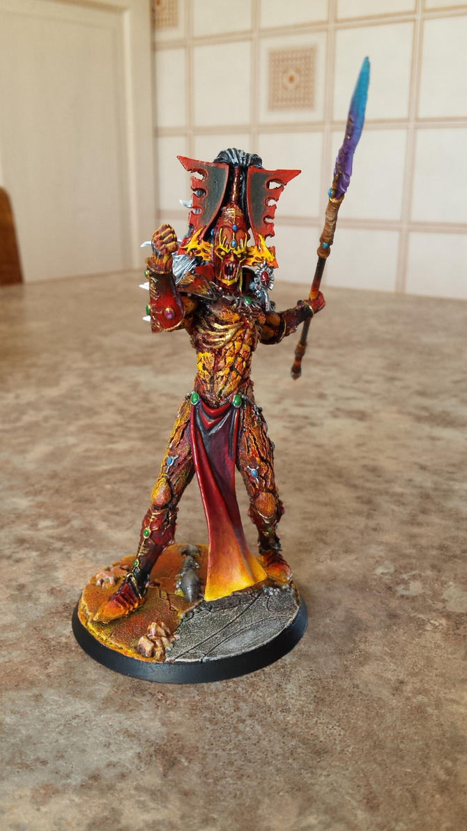 Avatar Eldar warhammer 40k by kira86