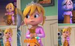 The princess Britt