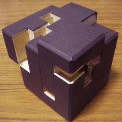 Puzzle Box 2014 - Open