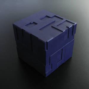 Interlocking Puzzle-Box 2015 - Sealed
