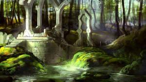 Ruins of Andum'qor by PHATandy