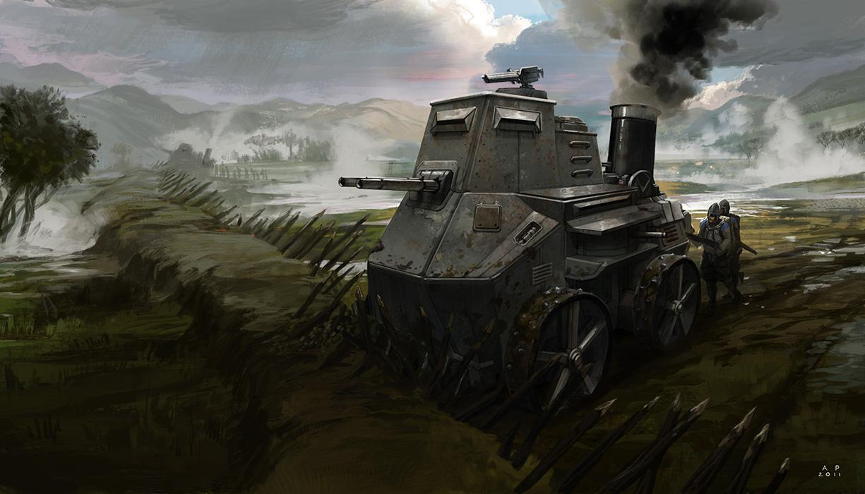 The Juggernaut by PHATandy
