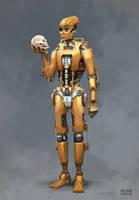 Automaton by PHATandy