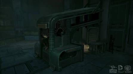 Batman Arkham Origins: FactoryFloor