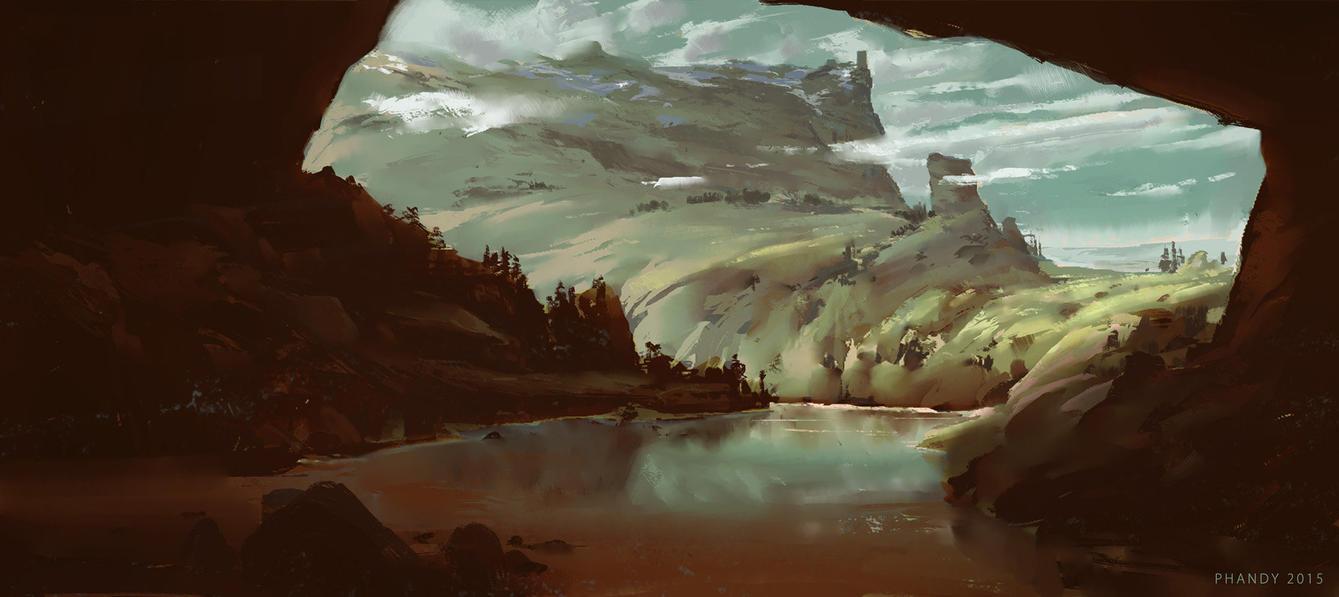 Caelum's Watch by PHATandy