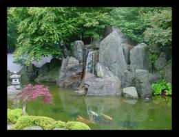 Japanese garden by mystic-marigold