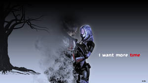 Mass Effect - Shepard and Tali - I want more time