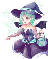 Halloween!! by Mierii