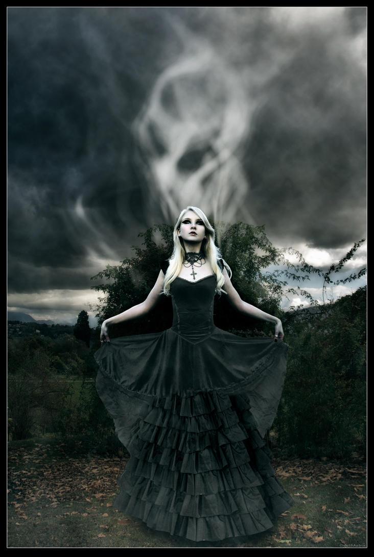 Black Witch - Omen by artmatrix