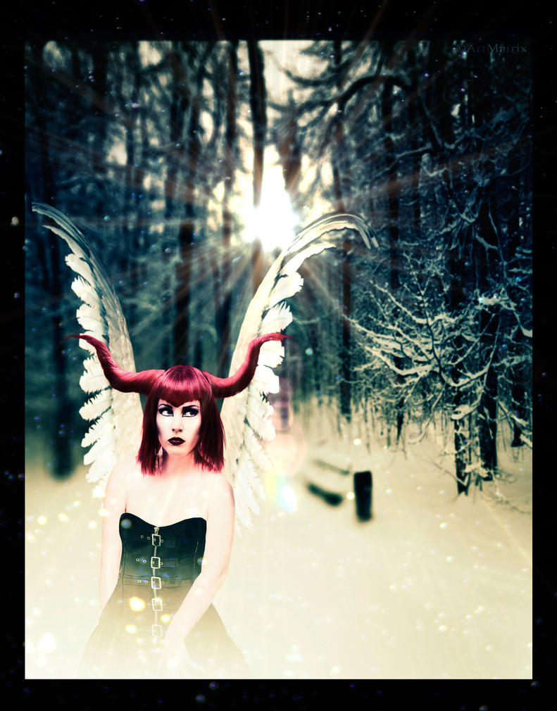 Nephilim by artmatrix