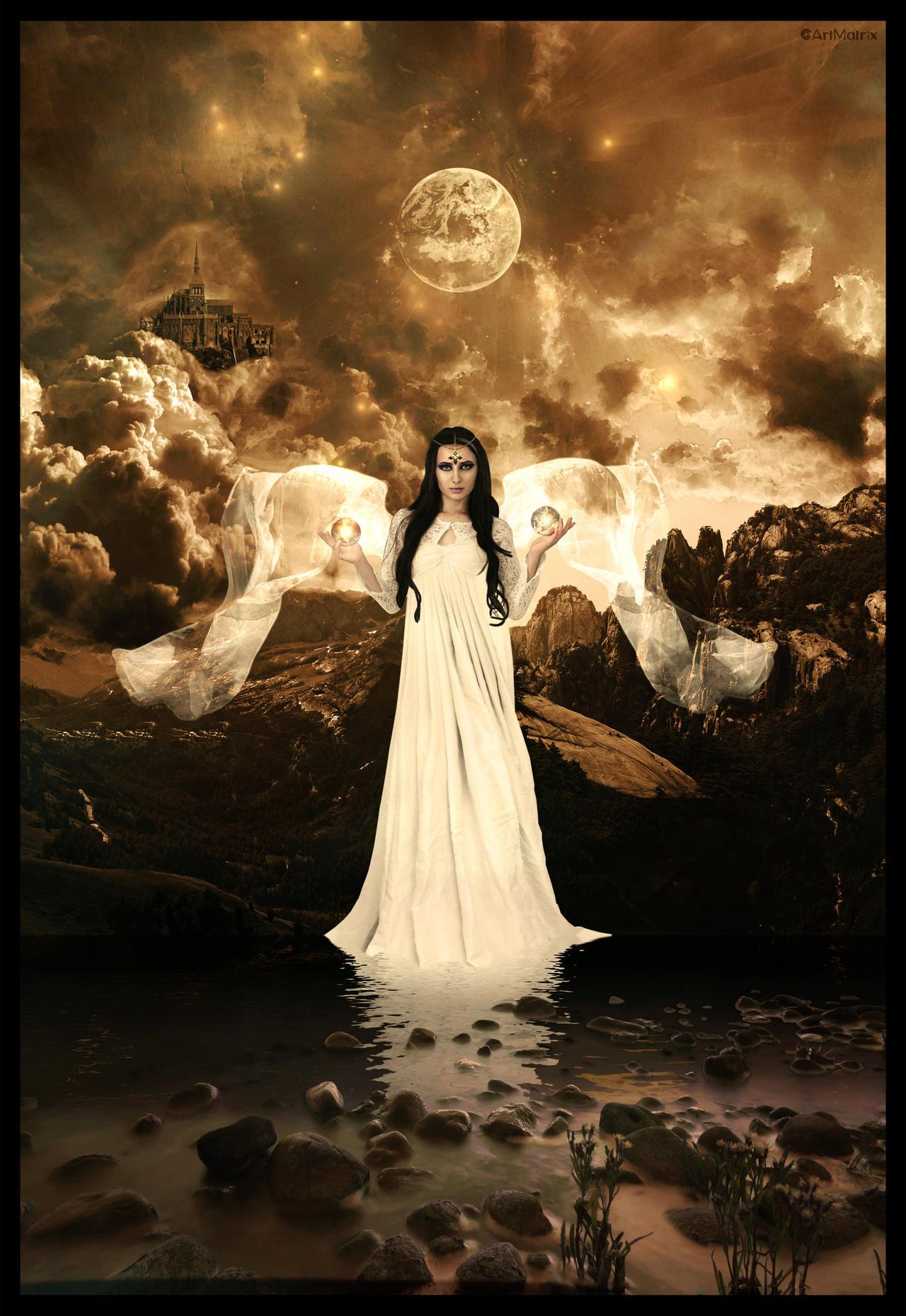 Angelica Graves by artmatrix