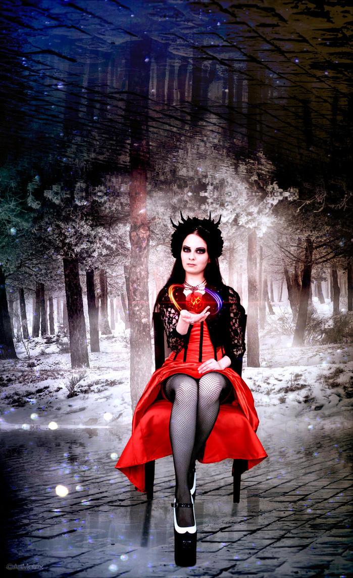 Witch - Cordelia by artmatrix