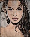 Angelina by artmatrix