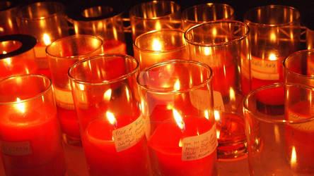 3: Candlelight