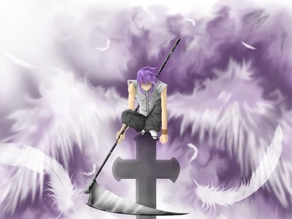 DARK    D.N.angel by ChibiDark