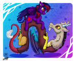 Time to have fun with Discord by StainedGlassLightHea