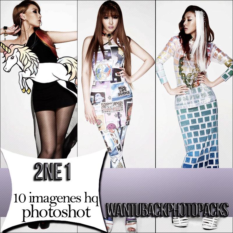 Photopack 94: 2NE1 by PerfectPhotopacksHQ
