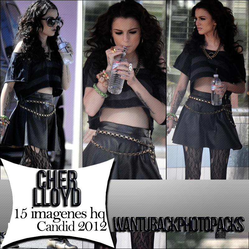 Photopack 109: Cher Lloyd by PerfectPhotopacksHQ