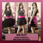 Photopack 387: Demi Lovato