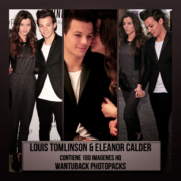 Photopack 441: Louis Tomlinson And Eleanor Calder by ...
