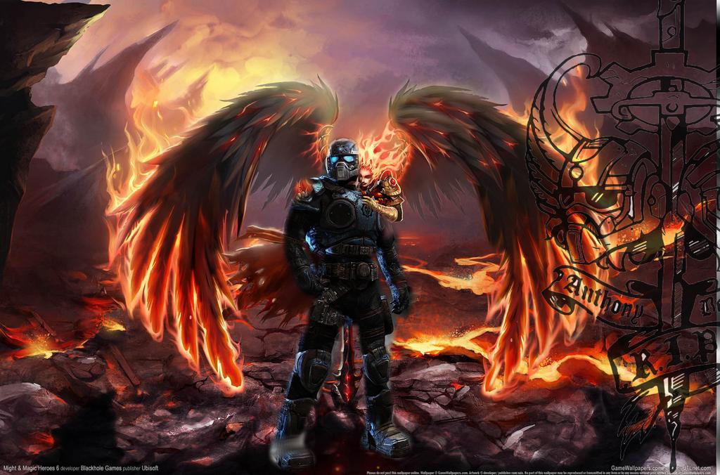 Anthony carmine by demonicdreamz on deviantart - Gears of war carmine wallpaper ...