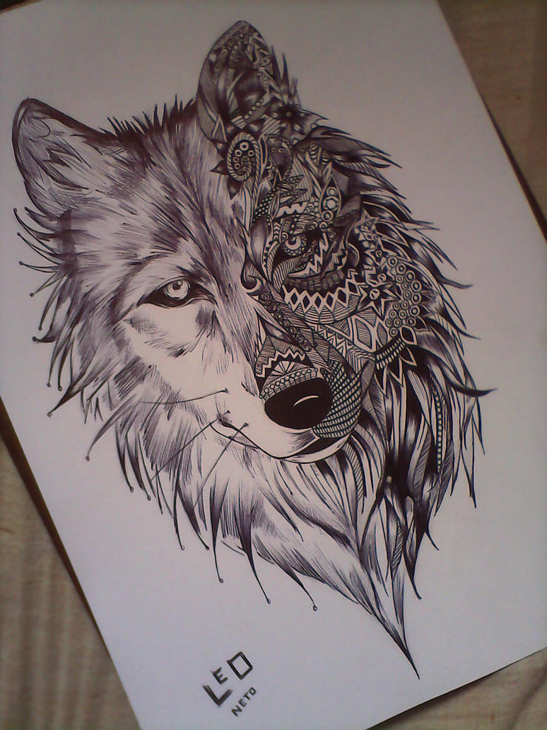 Wolf by Leoneto
