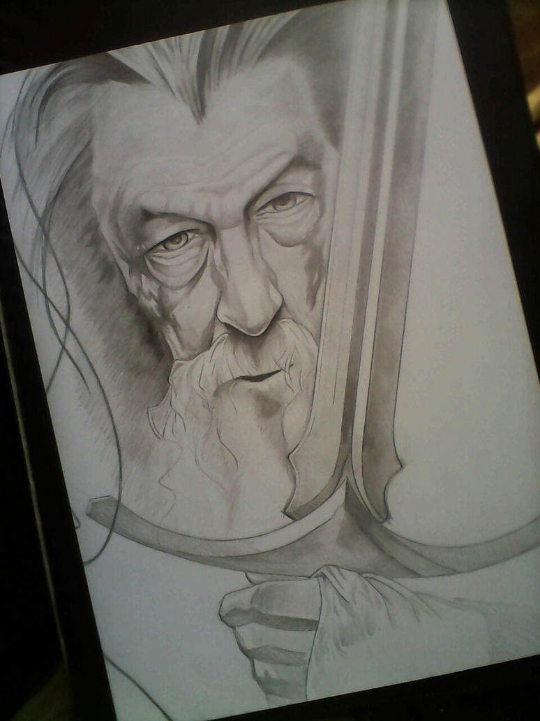 Gandalf by Leoneto