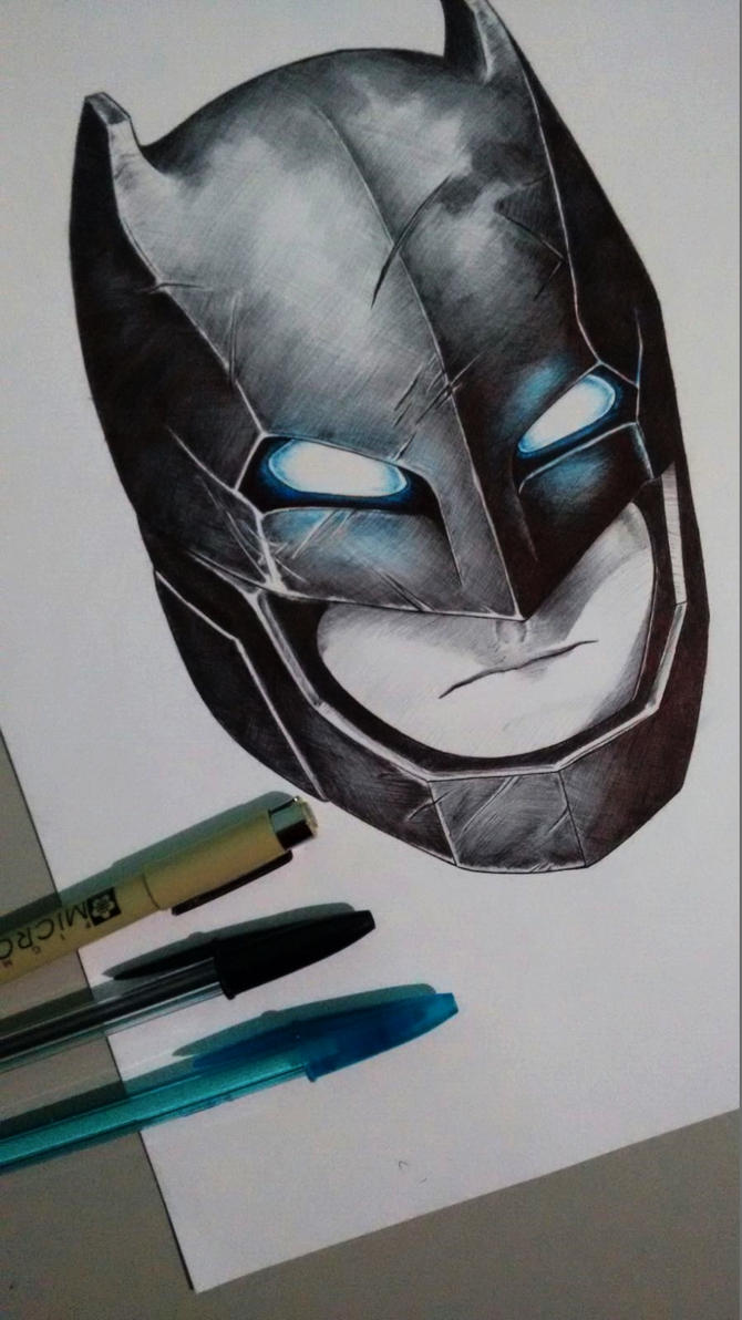 Batman by Leoneto
