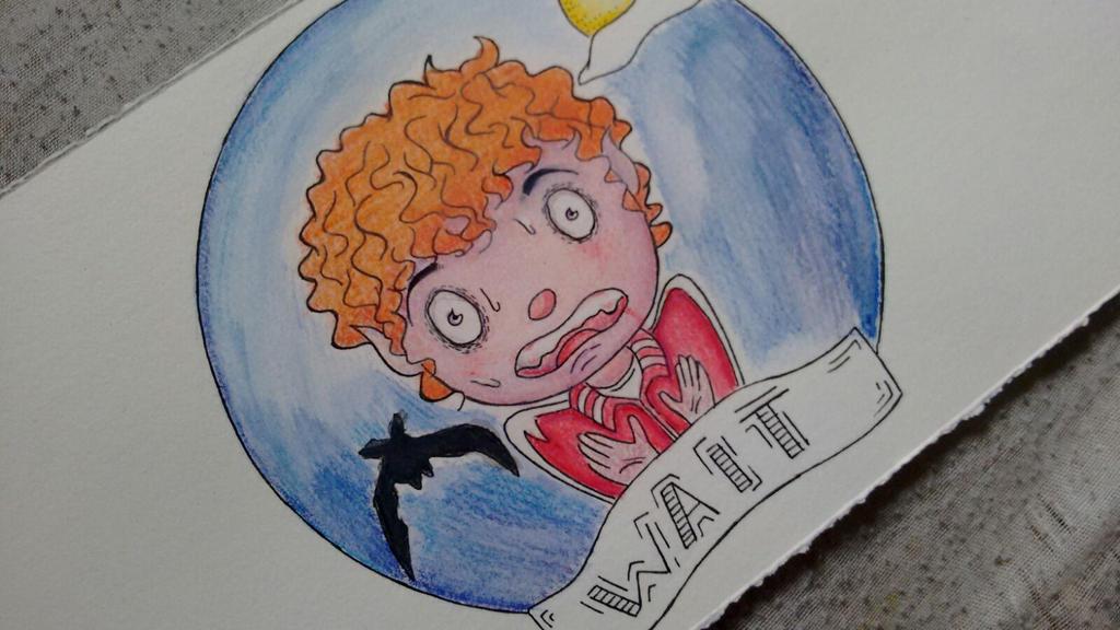 I 'm not a VAMPIRE!! by Leoneto