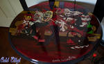 Hazbin Hotel - Pulaski Table by TheEmily1220