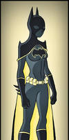 Batgirl - Cassandra Cain by DraganD