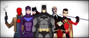 BatFamily - Young Justice Style V2.0