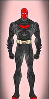 Red Hood - The Dark Knight Version