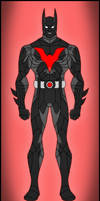 Batman Beyond - The Dark Knight Style
