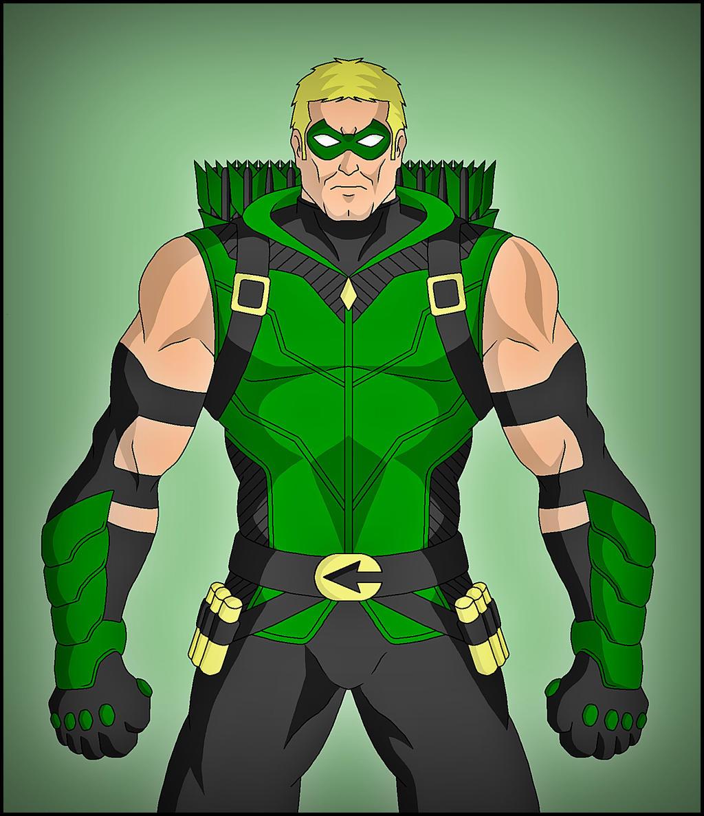 Green Arrow New 52 Wallpaper Green Arrow - The New 52 by