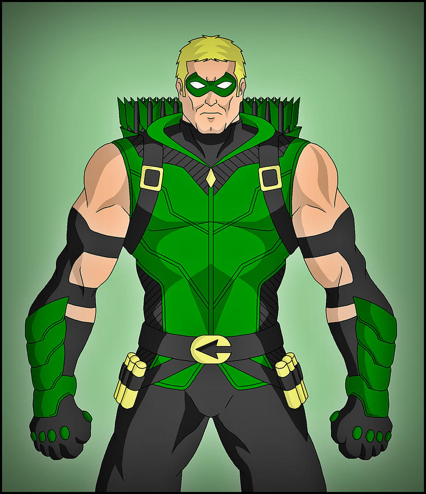Green Arrow New 52 Wallpaper Green Arrow - The New ...