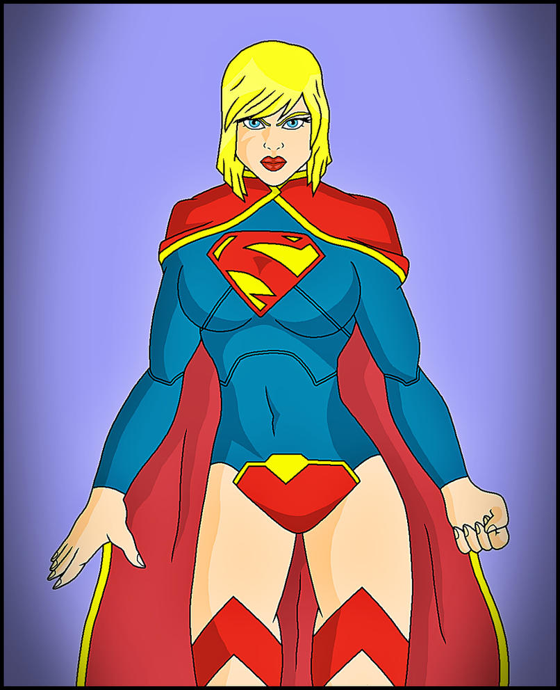 Supergirl - The New 52 by DraganD