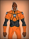 Larfleeze (Agent Orange)